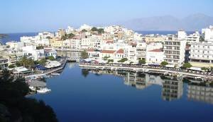 Crete-Internship greece tourism_Location_Voulismeni Sea