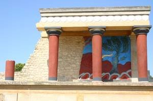 Crete-Internship in greece tourism_Location_Knossos