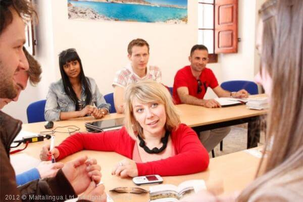 Learn English with our English language course on Malta, s-w-e-p.com