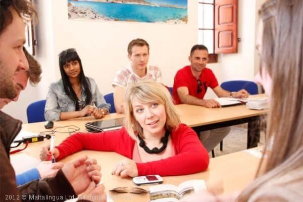 Learn English with our English language course on Malta, hotelpraktika.eu