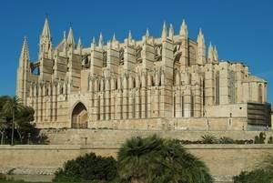Internship Mallorca, Location_Cathedrale of Palma