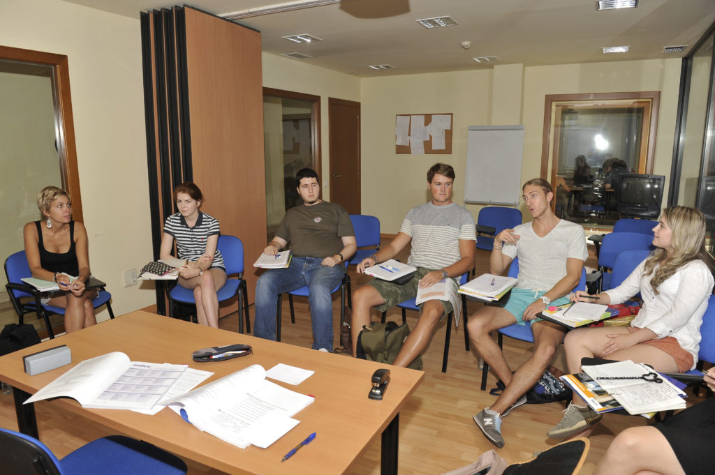 Like to learn Spanish in Spain, then go to Barcelona Spanish Courses in the heart of the city