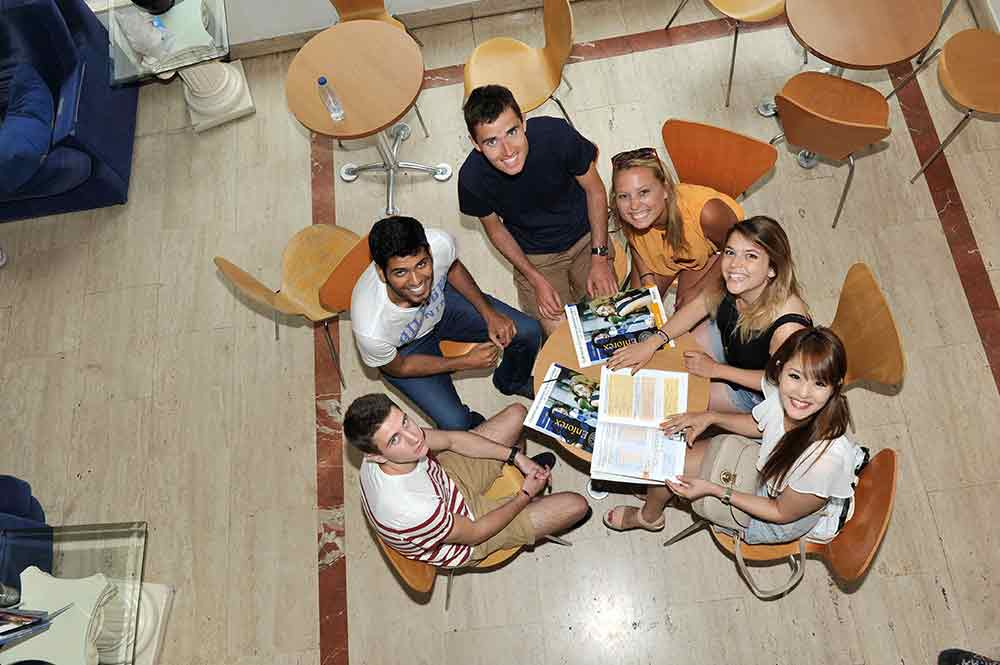 Come to Spain and have a good time with Madrid Spanish courses in the best language school