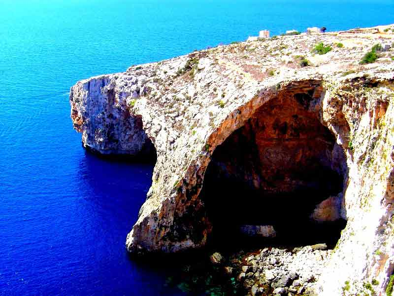 Discover the amazing nature during your internship Malta