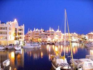 Marketing internship Marbella_Location_Harbour