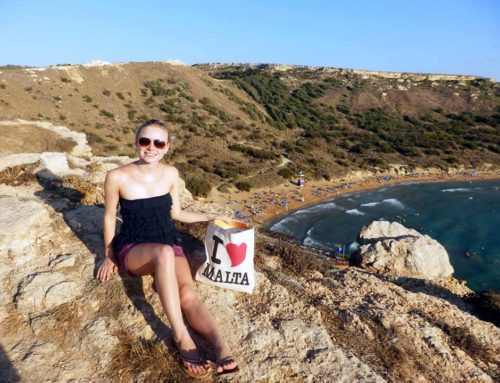 s-w-e-p interns on Malta