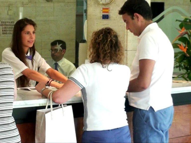practical training in Greece, hotel internship, internship Crete