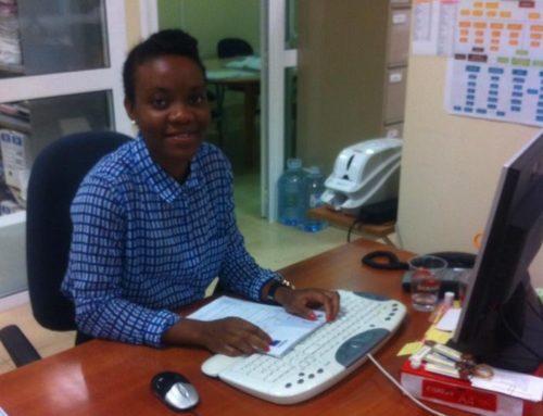 Feedback of our intern Mireille