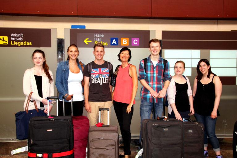 hotel internship abroad, Tenerife, Erasmus