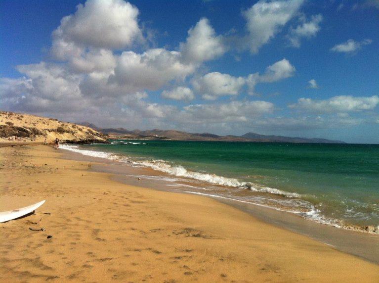 hotel internship, practical training on Fuerteventura sports with Spanish Work Exchange Programme