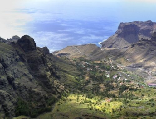 La Gomera, hotel internship on the Canary Islands