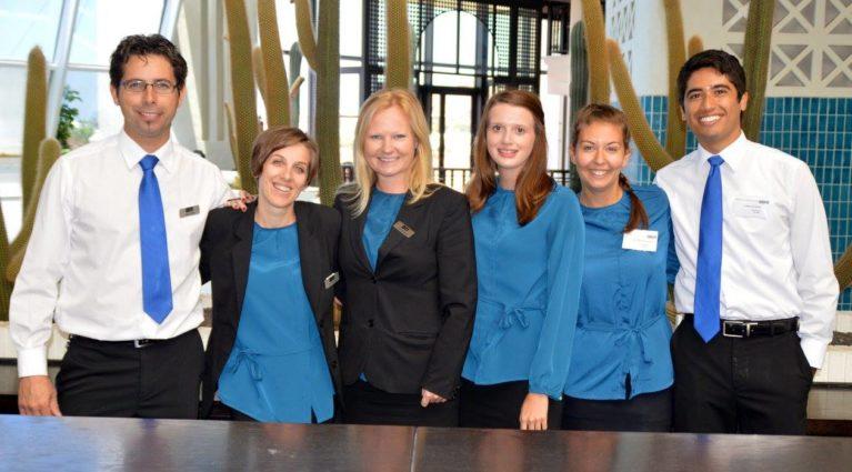 hotel internship Lanzarote with Spanish Work Exchange Programme