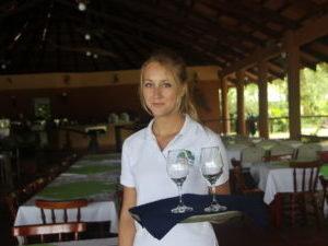 Internship Restaurant/Bars Departement