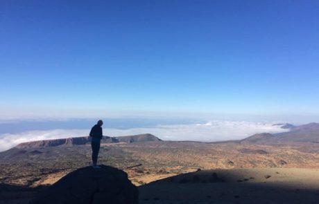 Teide Teneriffa Canary Islands Kanarische Inseln hike Wanderung top Aussicht